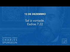 13 de dezembro - Devocional Diário CHARLES SPURGEON #347