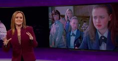 #World #News  Samantha Bee compared Donald Trump to Paris Geller from 'Gilmore Girls'  #StopRussianAggression #lbloggers @thebloggerspost