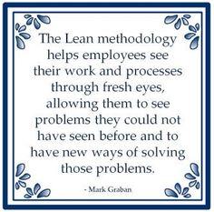 Lean volgens Mark Graban                                                                                                                                                                                 More
