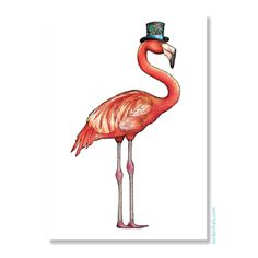 A1 Flamingo print preview.jpg