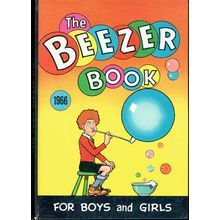 New Listing Started BEEZER COMIC BOOK ANNUAL UK MAGAZINE 1966 TILLEYS OF SHEFFIELD £35.00
