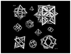 M.C. Escher - Study for Stars, 1948. WikiPaintings.org