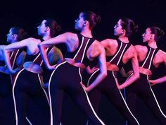 Oysho presenta CITY LIGHTS la nueva colección gymwear protagonizada por el Equipo Español de Gimnasia Rítmica - Ediciones Sibila (Prensapiel, PuntoModa y Textil y Moda)