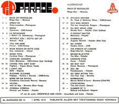 ALARMSCHIJF  Ringo Starr - Back Of Boogaloo  was 45 jaar geleden de Alarmschijf van deze week.  YOUTUBE: youtube.com/watch?v=BXg1AxBXN5g&index=20&list=PLpJgc39WxNAGHt3OH58y94fMEGqPQby6-  SPOTIFY: spotify.com/track/6lQQaXS35ts6dM68bibo6v