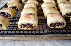 Recipe for Cucidatti--St. Joseph's Day's Fig Cookies