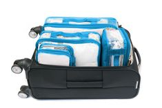 What's the real deal with packing cubes? We created a full guide covering all you'll ever need to know about these suitcase organizers, or packing cells. Plus, find out which brand has the best packing organizers you can get your hands on. Best Packing Cubes, Packing Tips, Suitcase Packing, Travel Packing, Travel Hacks, Best Suitcases, Travel Cubes, Best Luggage, Travel Organization