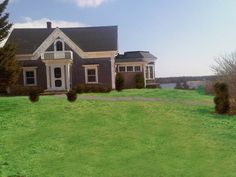 3 br  Lockeport Beach Front Cottage Vacation Rental: The Coach House at Dancing With Horses By The Sea