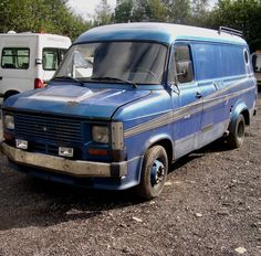 mk2 ford transit van 80,s custom van left hand drive import restoration project | eBay