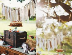 rustic baby shower | Rustic Fall Baby Shower} | Whimsically Detailed