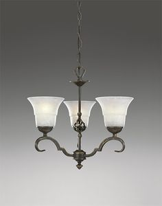 Santiago Collection Forged Black 5 Light Chandelier Http
