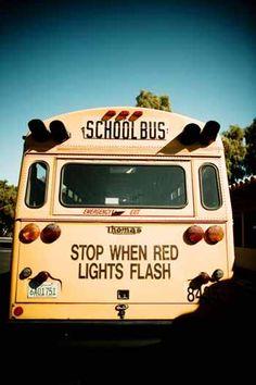 Great School Bus Photos