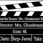 Behind the Scenes Mrs Gloudemans