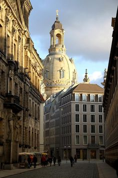 ✮ Dresden, Germany - Old Town View