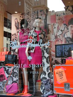 Giant Speaker Cases - Orange and Floral. Store Displays, Window Displays, Florence Broadhurst, Shop Till You Drop, Visual Display, Store Windows, Retail Design, Spring Collection, Visual Merchandising