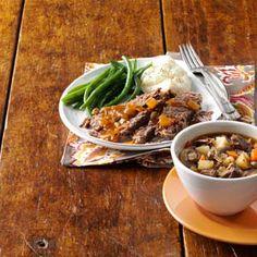 SLOW COOKER RECIPES: Sassy Pot Roast