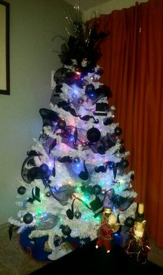 Arbol de Navidad #mustacho