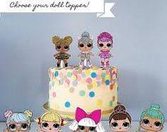 Resultado de imagen para lol surprise doll birthday cake