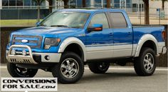 2014 Ford F-Series Regency Badlander Lifted Truck Showcase Listing