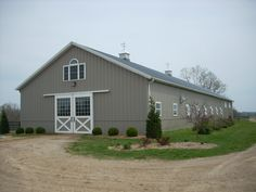 7260 Troy Pike, Versailles!  Keeneland is just 15 minutes from this equestrian facility on 30 acres!  The barn features 13 stalls, bull pen for breaking and training, fly spray system, lab, half bath, and grain & tack rooms.  Automatic waterers.  Barn apartment features a living room, kitchenette, bath, and bedroom and overlooks a foaling stall. Farm offers a wonderful opportunity for lay-ups, boarding, and showcase for high-end broodmare and prospects. Great building sites. Reduced! $549,900. Automatic Waterer, Fly Spray, Barn Apartment, Tack Rooms, Versailles, Barns, Acre, Equestrian, Shed