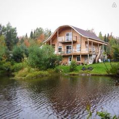 Vacation Rentals, Homes, Experiences & Places - Airbnb Saint François Xavier, Francois Xavier, Spa, Perfect Place, Condo, Cottage, Cabin, Vacation, House Styles