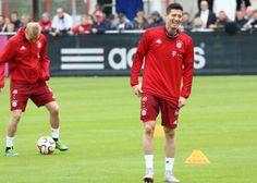 Sebastian Rode & Robert Lewandowski #FCBayern