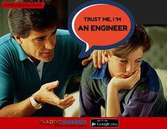 Trust me, I'm an engineer.