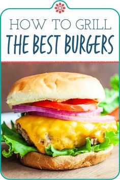 How to Grill the Best Burgers! We tested all sorts of methods for mixing, shaping, and grilling backyard burgers, and even talked with grilling expert Steven Raichlen! Here is our take on the perfect grilled burger. #burger #cheeseburger #grilling #howto #simplyrecipes Burger Mix, Good Burger, Free Digital Scrapbooking, Marketing Automation, Digital Marketing Strategy, Grilling Recipes, Beef Recipes, Sandwich Recipes, Recipies