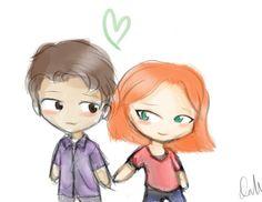 Natasha and bruce