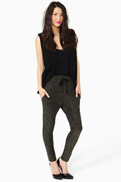 Golden Midnight Pant   Shop Sale at #NastyGal