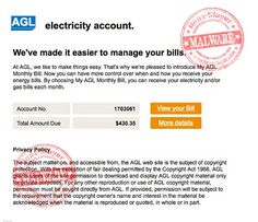 Bogus AGL Electricity Bill Email Points To Torrentlocker Ransomware