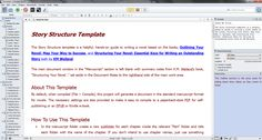 Scrivener Template for Outlining and Structuring Your Novel - Helping Writers Become Authors