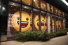 Hotspots brings you the Mintel Trends team's top observations on product and service launches from around the world. O Emoji, Fashion Window Display, Surf, 3d Street Art, New Market, Toy Store, Visual Merchandising, Store Design, Interior And Exterior