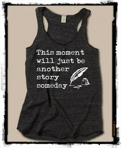 Perks of being a Wallflower Quote shirt Tank – Little Atoms Clothing
