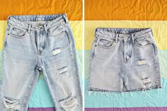 Make Your Own Jean Skirt! – A Beautiful Mess