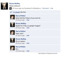 What is Drarry?