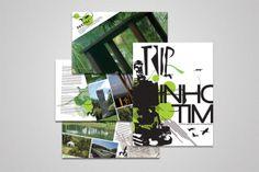 Revista Trip by Bruno Beneducci, via Behance