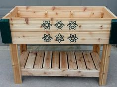Cedar Planter from KregJig.ning.com