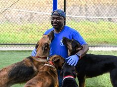 From Dallas Animal Services, this post provides a shoutout to frontline staff but also helps the public realize all the work that still goes on, behind the scenes -- which may drive them to help Marketing Communications, Shout Out, The Fosters, Behind The Scenes, Dallas, Public, Animals, Fictional Characters, Animales