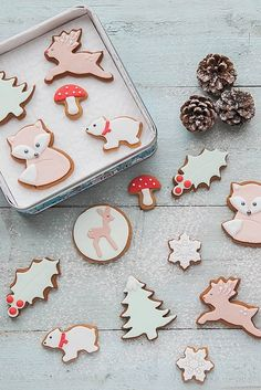 A too-cute-to-eat kind of cookie (but that won't stop us from eating one...or two)