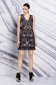 Hervé Léger by Max Azria Resort 2016 Fashion Show Collection