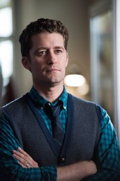 Still of Matthew Morrison in Glee (2009)