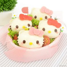 Hello Kitty bread