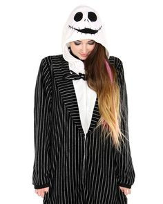 NIGHTMARE BEFORE CHRISTMAS ONESIE at Shop Jeen - SHOP JEEN