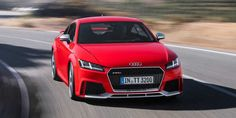 Piston Heads recently put the Audi TT RS up against its typical rival, the Porsche 718 Cayman S and the newcomer Jaguar F-Type S. 2017 Audi Tt, Audi Rs, Jaguar Xe, Jaguar F Type, New Toyota Land Cruiser, Roadster Car, Porsche 718 Cayman, Cool Sports Cars, Sport Cars