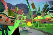 Tearaway for the Vita looks magical. A natural (and yet still unexpected) new direction for MediaMolecule.