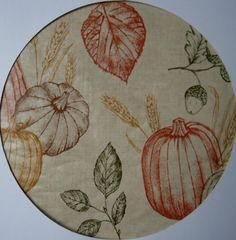 60-round-Elrene-Holiday-Harvest-Pumpkin-Vinyl-Flannel-backTablecloth-MULTI-COLOR