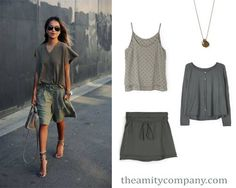 tendencias #outfits #looks #ss2015 #spring