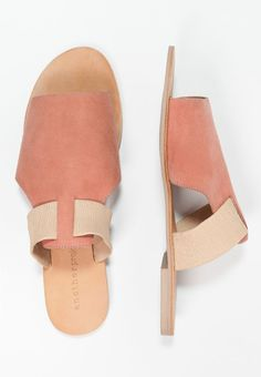 another project ANNA - Sandals - coral/nude for £55.00 (02/05/16) with free delivery at Zalando