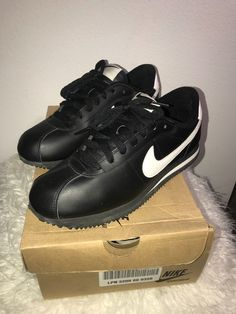 976a30f25ea603 Good Condition Youth Nike Cortez Black White (GS) 749482-001 Size 7Y   fashion  clothing  shoes  accessories  kidsclothingshoesaccs  boysshoes  (ebay link)