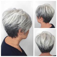 64 отметок «Нравится», 5 комментариев — Loretta Paez (@lolo_paez_) в Instagram: «Choi's magnificent snow-gray hair ❄️❄️❄️ #behindthechair #btcpics #fiidnt #hairbrained…»